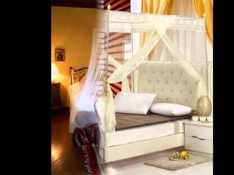Summery Mosquito Nets  by homedecorelitez.com