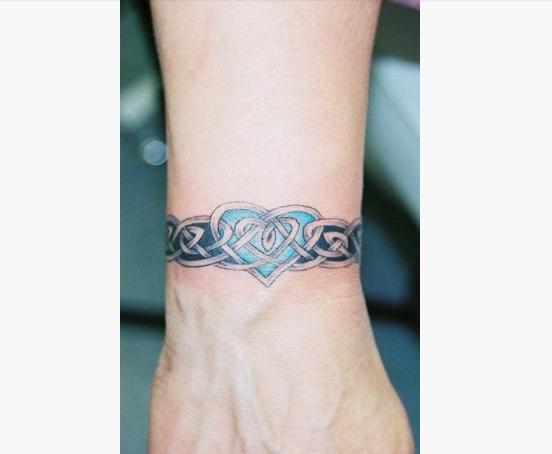 17 Celtic Armband Tattoos Designs Armband Tattoo Design Wrist Band Tattoo Arm Band Tattoo