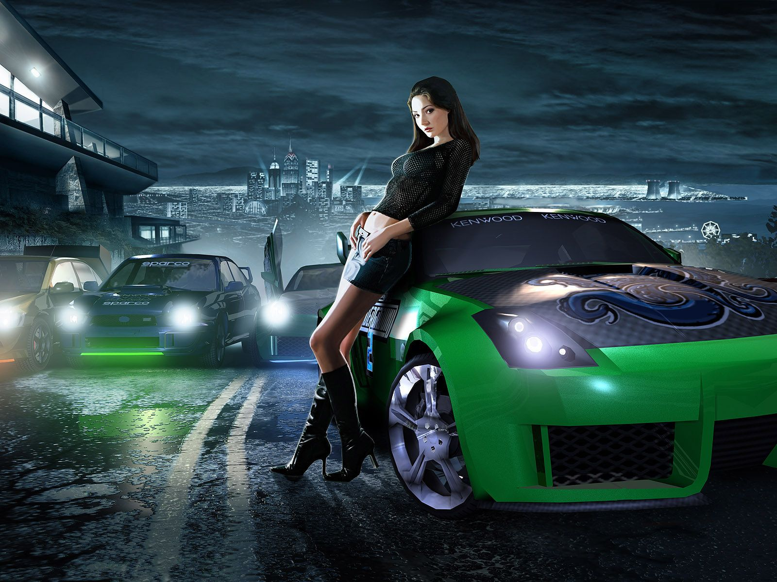 HD Wallpapers Games Need For Speed The RUN