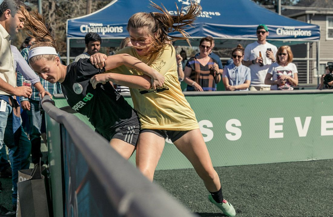 East And West Coasts Battle It Out In Adidas Youngchampions Final Grass Sintetico Sinteticos