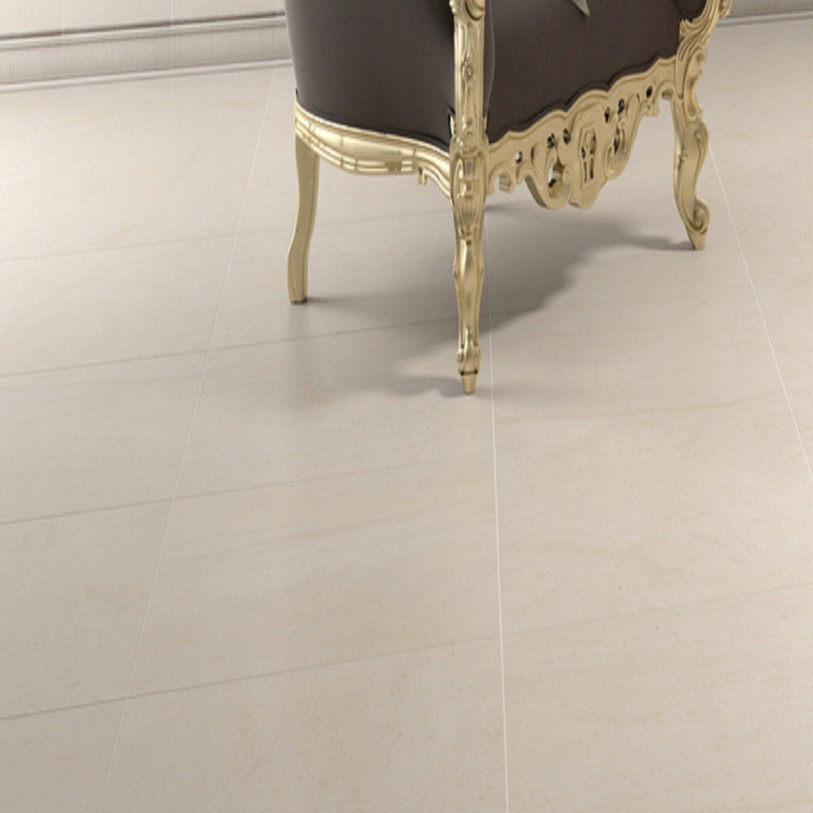 Limestone Matt Almond Floor Tile | Almonds, Kitchen floors and Kitchens