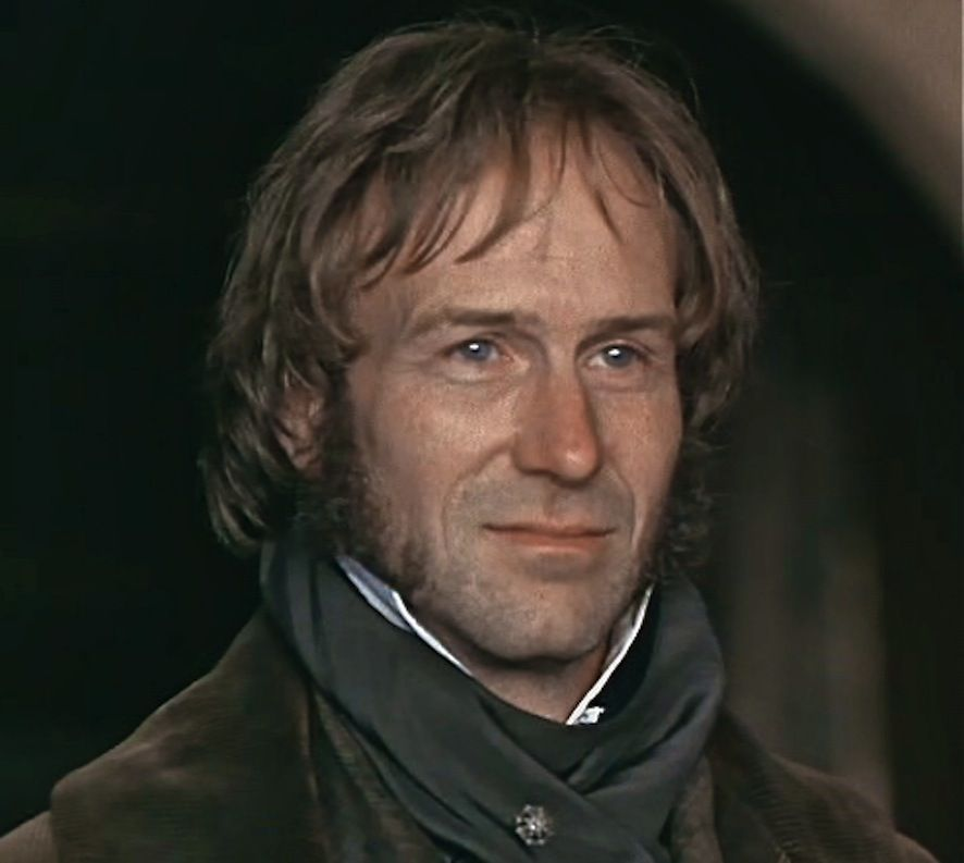 William Hurt - Edward Rochester, Jane Eyre 1996 film