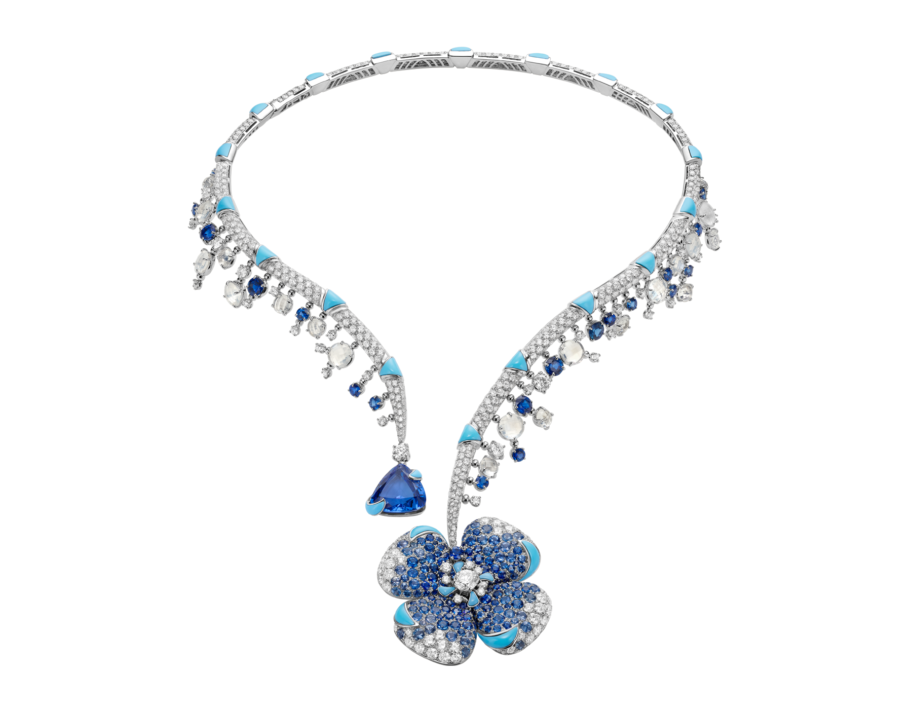 f609ef5f3 Necklace 261476-E - Discover Bvlgari's collections and read more ...