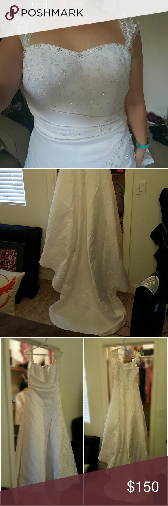 Michaelangelo wedding dress  NWT Michaelangelo wedding gown  NWT  My Posh Picks  Pinterest
