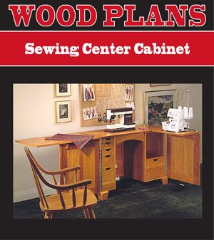 Building Your Own Sewing Table | Free Plans For Sewing Machine Cabinet U2013  Ask Jeeves