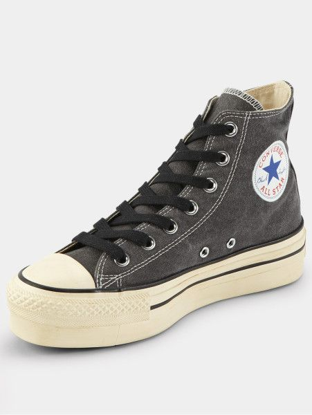 4f05866933ed Love this  Chuck Taylor All Star Platform Hi Plimsolls  Lyst ...
