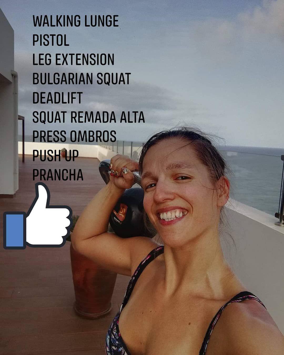 Quando és viciada 😝 #semdesculpas  #fitness #fitnessgirl  #teamvanessa