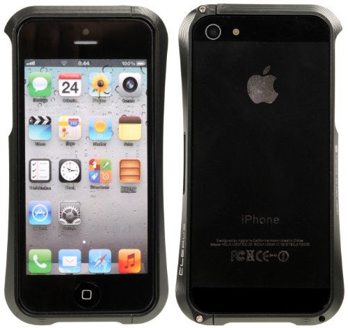 Avanto - Funda para iPhone 5 gris Aluminium Bumper B00A9SOFAE - http://www.comprartabletas.es/avanto-funda-para-iphone-5-gris-aluminium-bumper-b00a9sofae.html