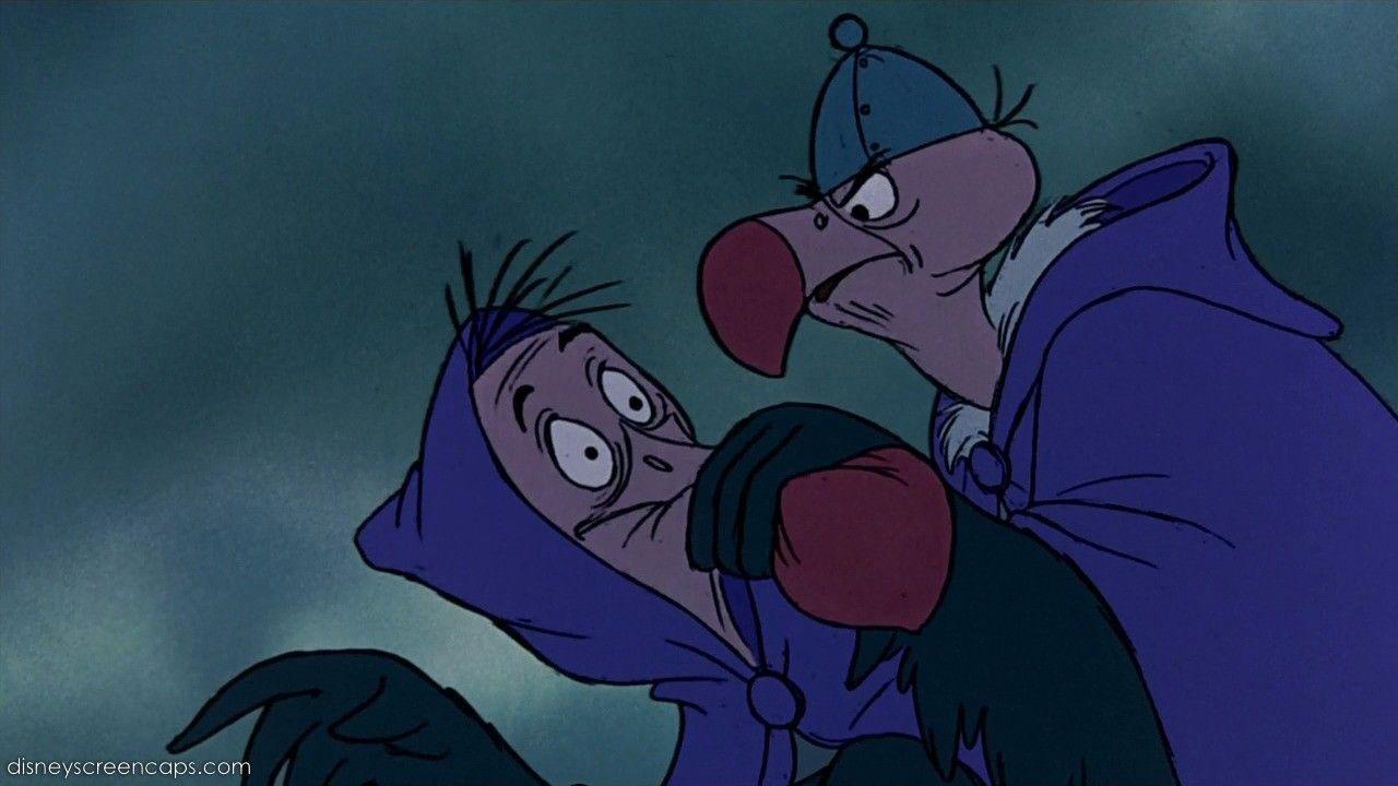 *NUTSY & TRIGGER ~ Robin Hood, 1973