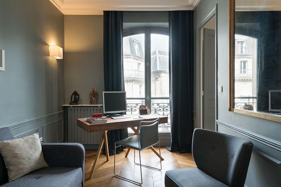 Boulevard Saint Germain Paris V Ligne Droite Architecture Interieur Lignes Droites