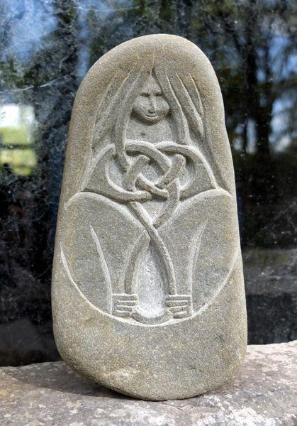 Sheela na Gig (61) Sagrado Feminino, Decoração Criativa, Karma, Recanto Do Jardim, Arte Exótica, Efígie, Escultura Em Pedra, Arte Coração, Kunst