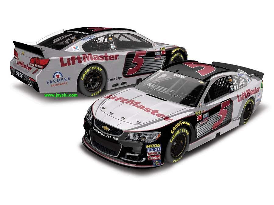 Jayski's® NASCAR Silly Season Site - 2017 NASCAR Cup ...