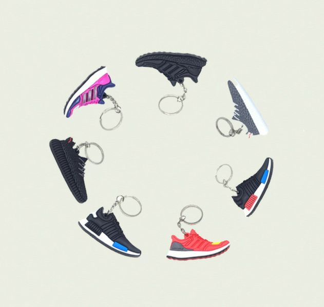 Check out our high quality Sneaker Keychain. Made of silicon and comes in various models, accessorise your everyday wear with sneaker keychain.