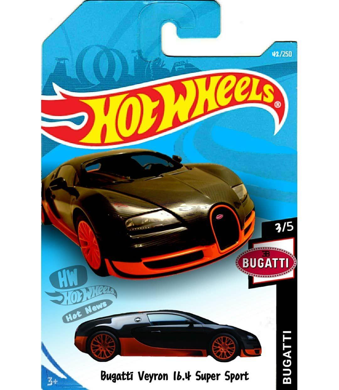 My Third Custom Bugatti Veyron 16 4 Super Sport You Want This In Real Hw Hotwheels Hotwheelscollect Bugatti Veyron 16 Bugatti Veyron Veyron