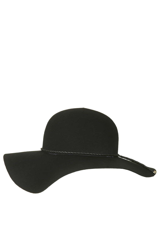 Plaited Trim Floppy Hat - Topshop Topshop Hats 09f791f987a4
