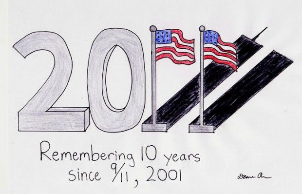 from the daily cal: http://www.dailycal.org/2011/09/09/remembering-10-years-since-911/