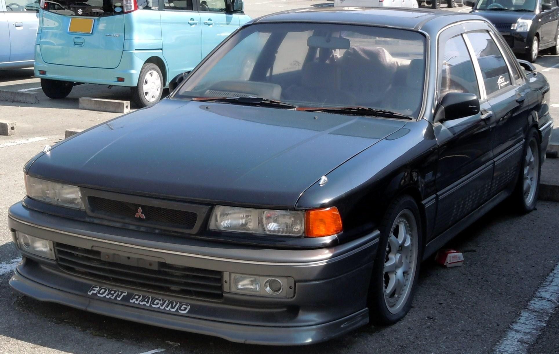 Mitsubishi Galant Vr 4 E39 旧車 三菱自動車 三菱ギャラン