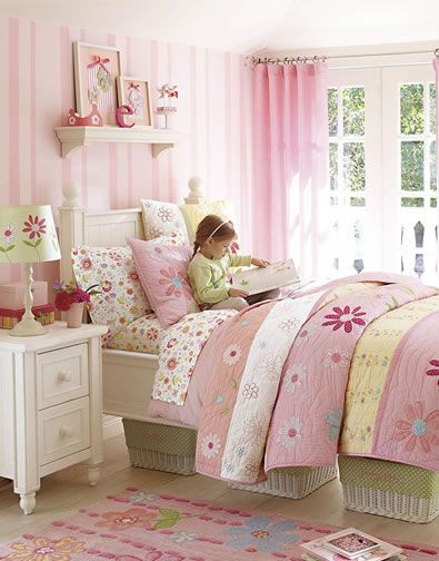 Flower Bedroom Ideas U0026 Flower Room Ideas | Pottery Barn Kids