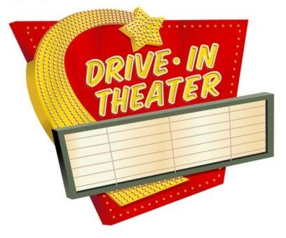 Drive In Theater Clip Art Google Search Sweet 16