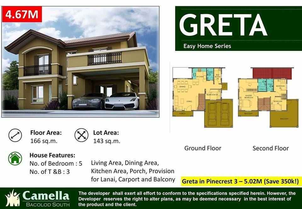 Camella Homes Camella Homes Bacolod Duplex House Plans Duplex