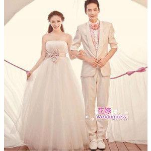 ウェディングドレス 結婚式 披露宴 二次会 パーティードレス ウエディングドレス プリンセスドレス妊婦 二次会 ドレス花嫁