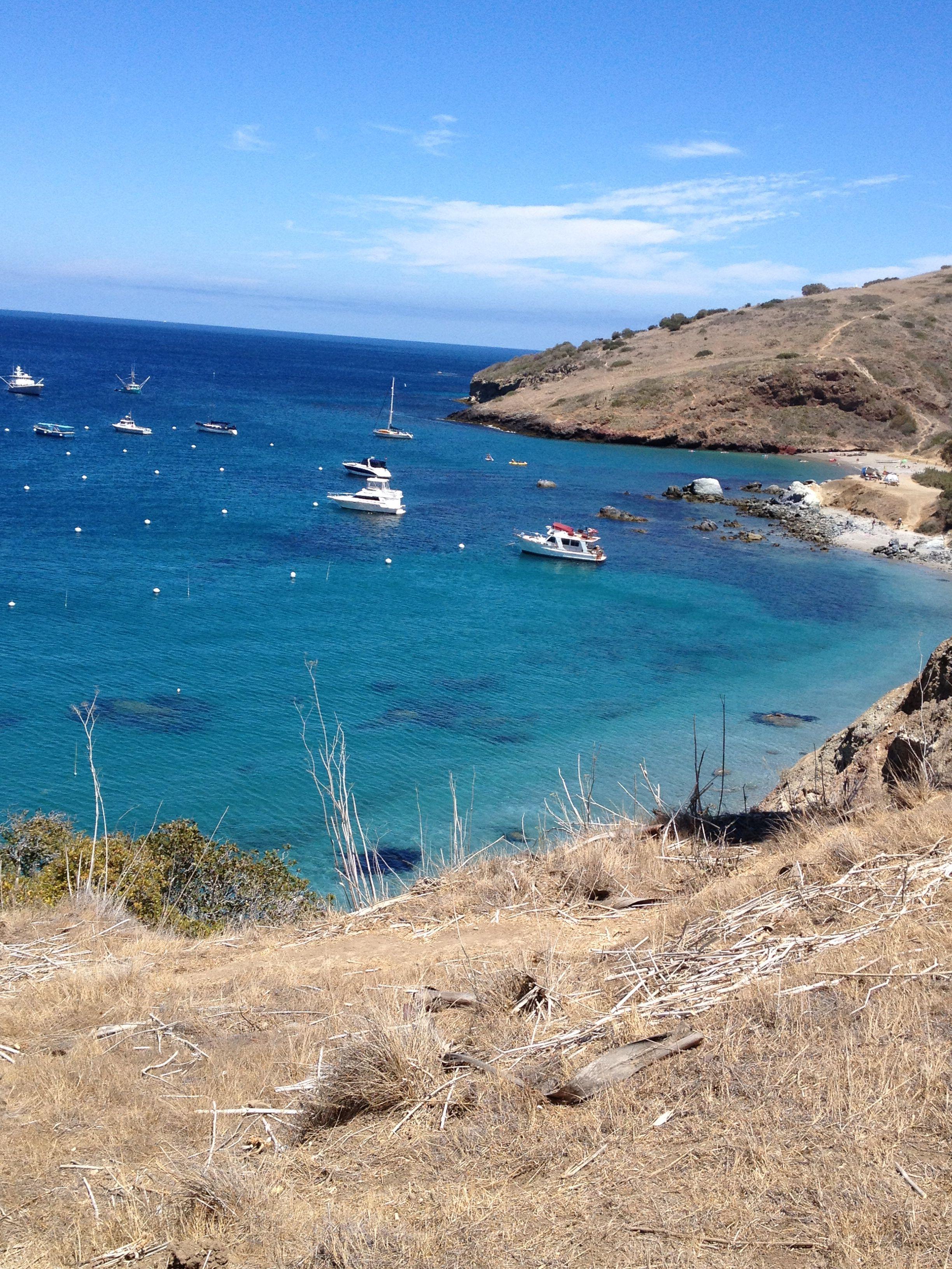 Two Harbors Catalina Island Paradise California Two Harbors Catalina Catalina Island Two Harbors