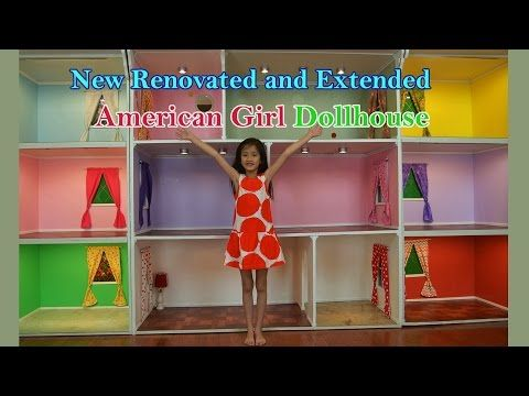 e of The Biggest American Girl Doll Houses
