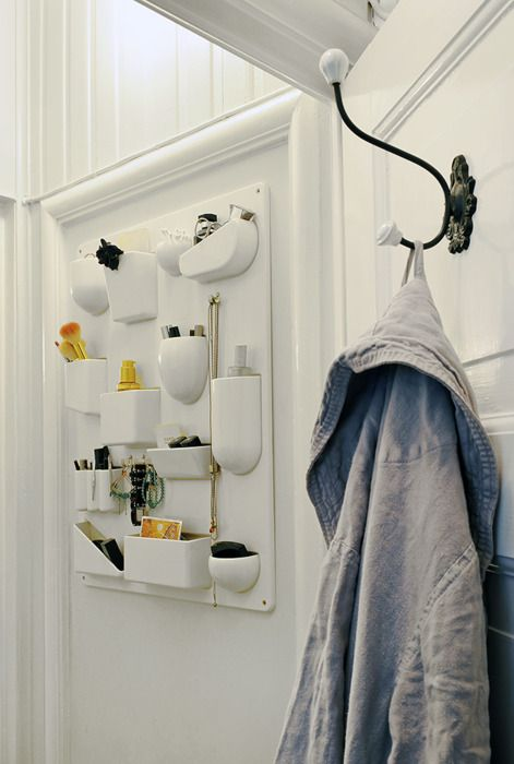 Want This Cult Vitra Organizer Is The Jam For A Bathroom Wall