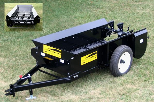 Manure Spreader for Small Farms