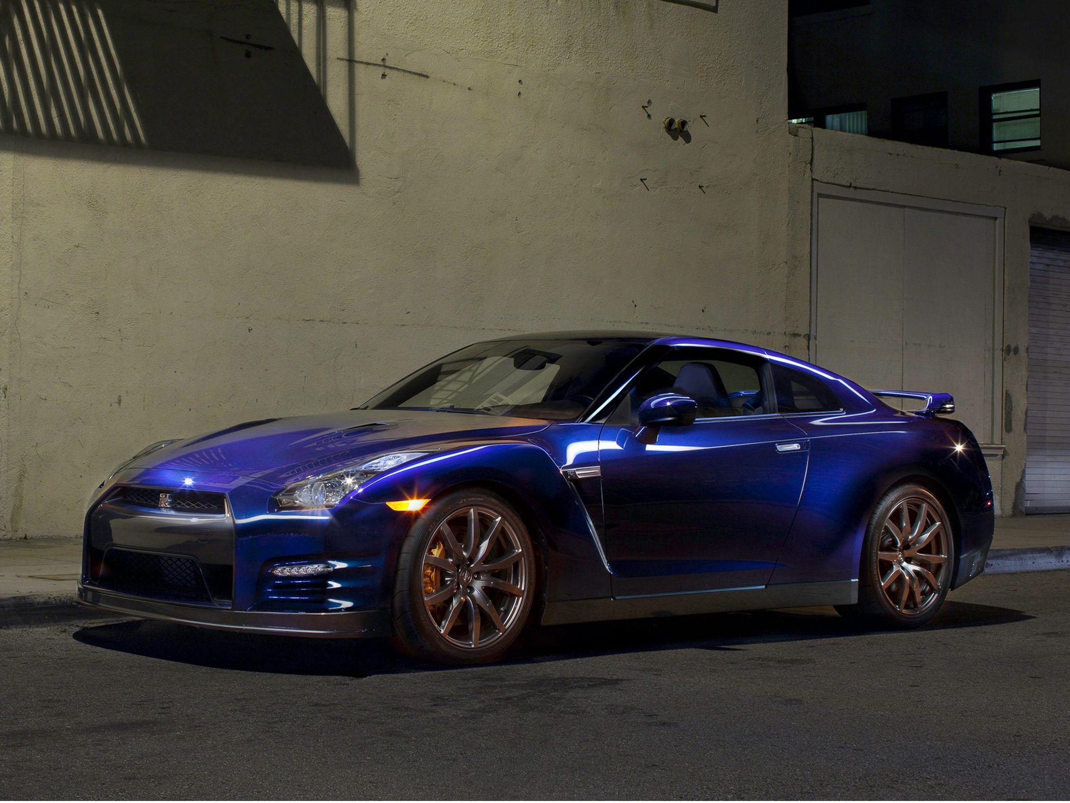 Delicieux Nissan Skyline GT R