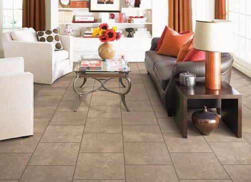 Keramik Lantai Ruang Tamu Sederhana Yang Simpel