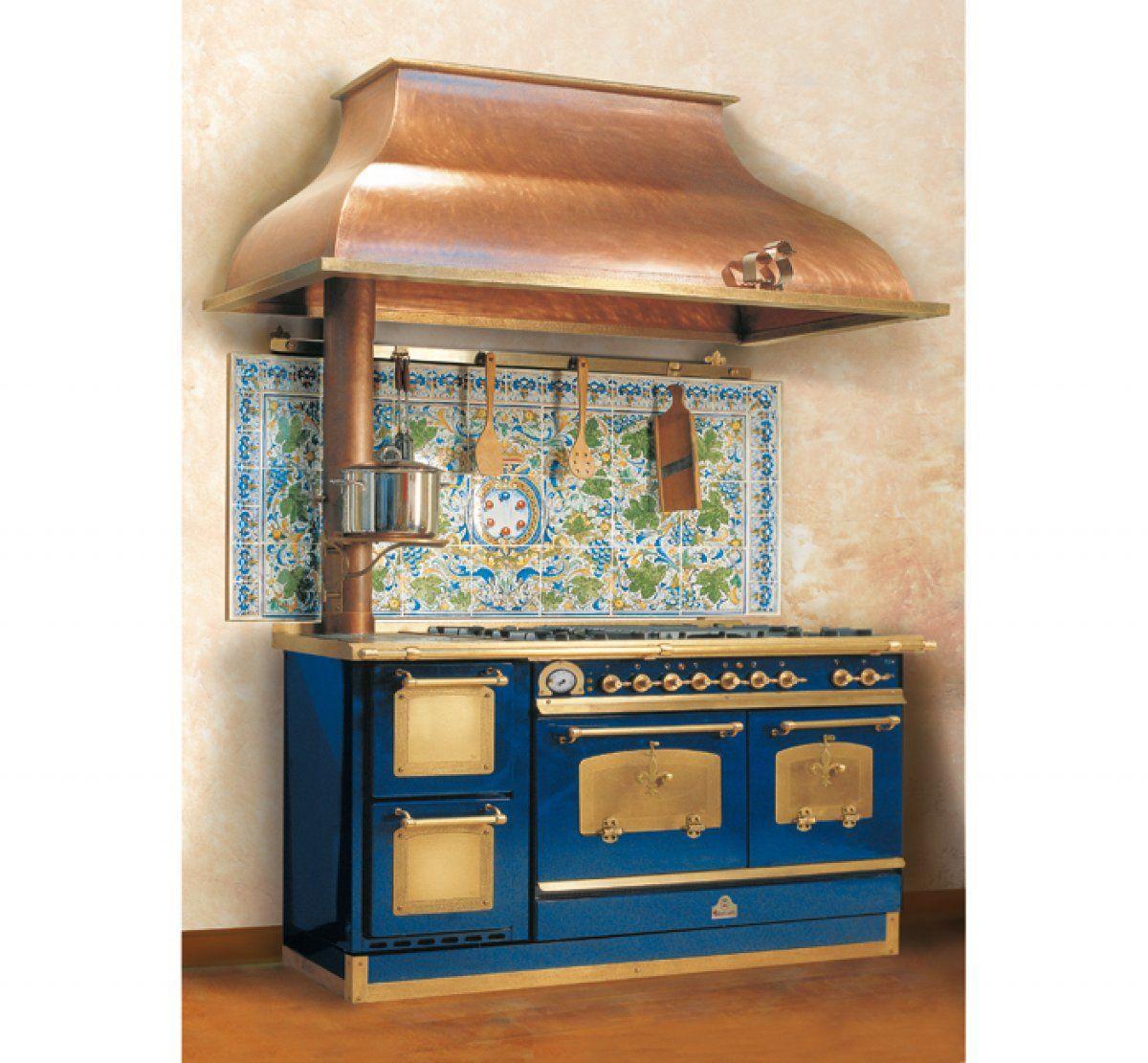 Produzione Range Cooker e Blocchi Cottura per Cucine. Range Cooker e ...