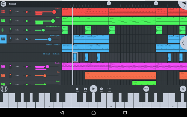 Fl Studio Mobile Apk Is One Of The Most Popular Android Application For Creating Customs Music And Tricks Fl St Android Music Application Android Mobile Music