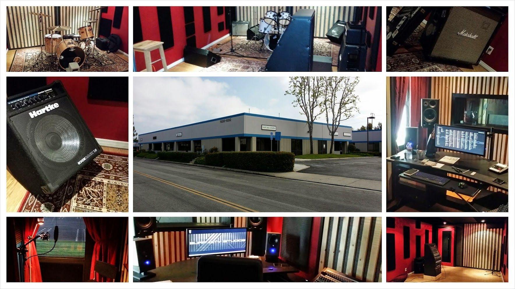 Surf City Studios - Huntington Beach recording and rehearsal studio - Google+