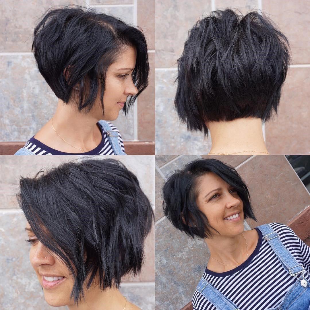 14 Exciting Asymmetrical Bob Haircuts Every Woman
