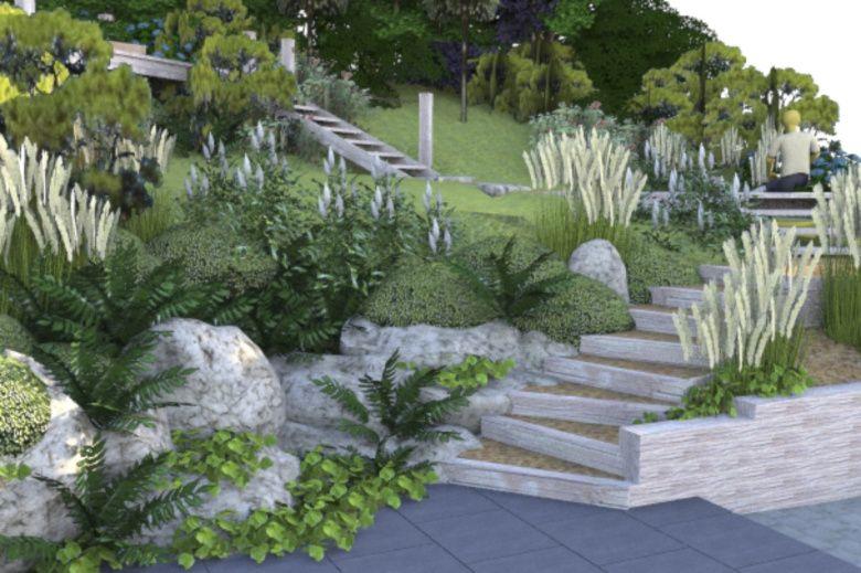 Scottish wildlife garden - the twig garden design blog ...