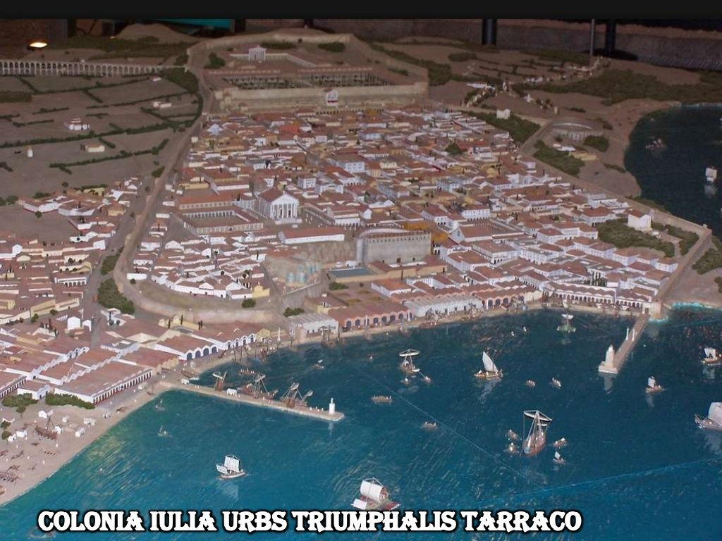 tarraco-20457640 by Ramón Navarro via Slideshare