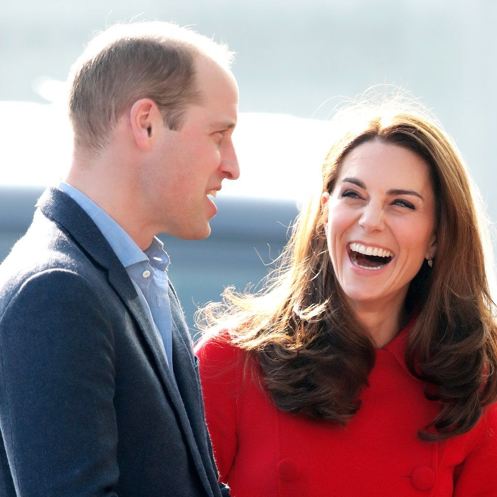 Kate Middleton And Prince William Made A Rare Showing Of Pda In Ireland In 2020 Prince William And Kate Duchess Kate Kate Middleton Prince William