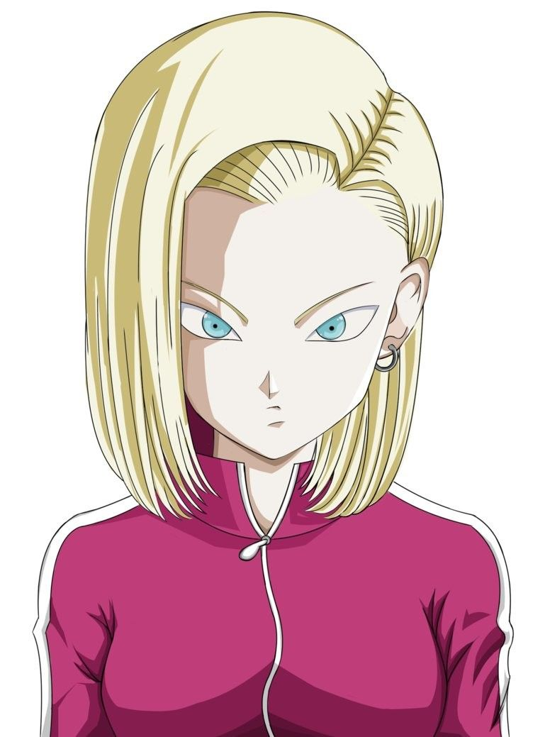 Android 18 android 17 18 dragon ball dragon ball z android 18 - Dragon ball zc 18 ...
