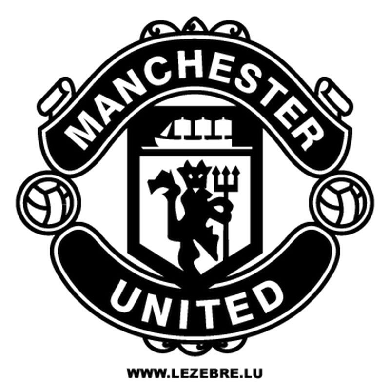 logo mu quỷ Đỏ manchester united blog logo and logos