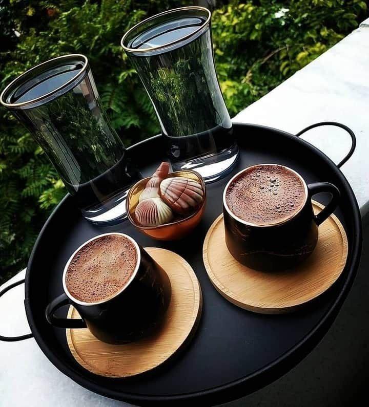 Pin By Elena Shtrikun On فنجان قهوتي In 2020 Good Morning Coffee Sweet Meat Food