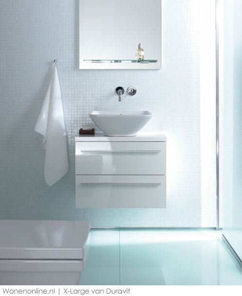 Badkamermeubelen XLarge Toiletten, Duravit und Stauraum