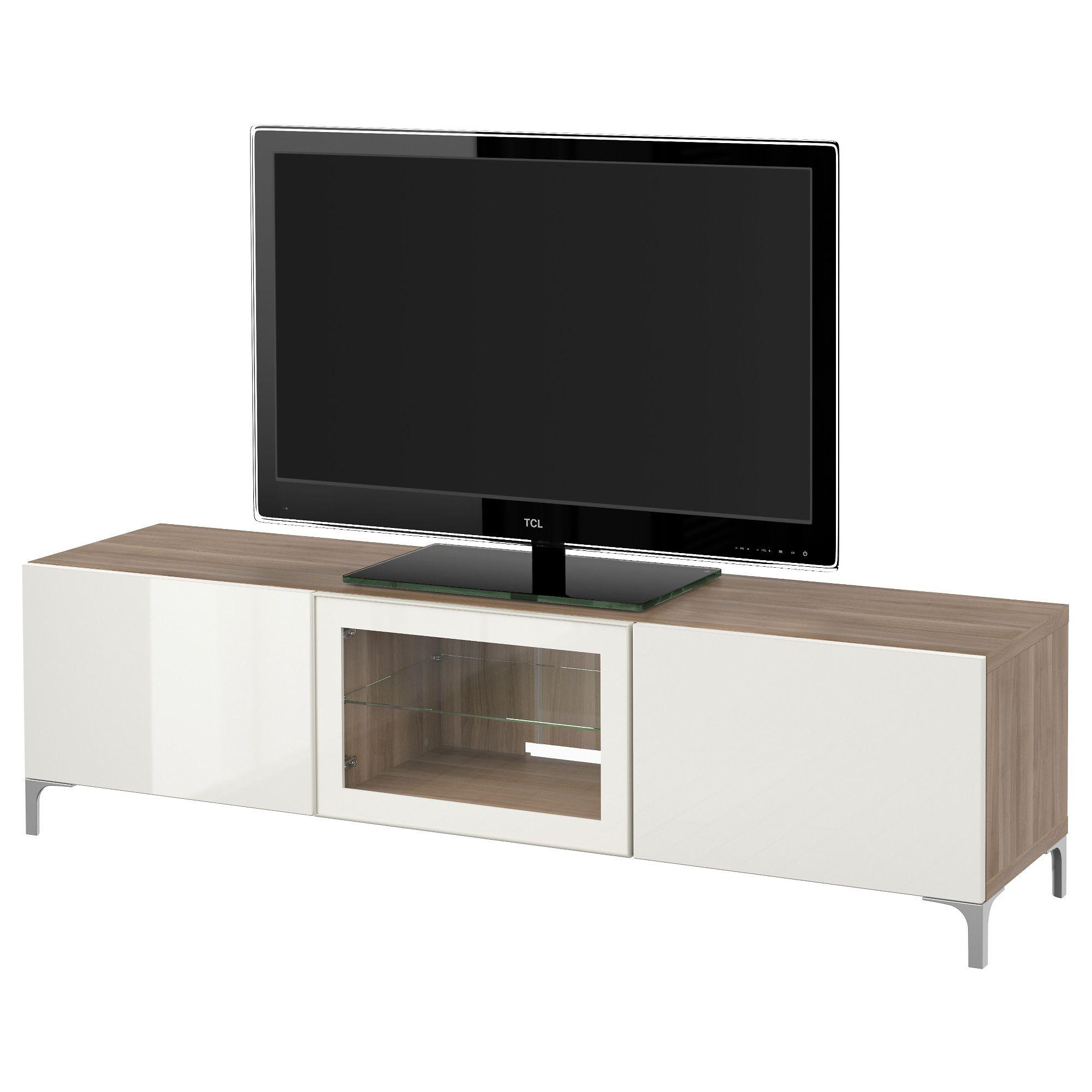 Tv Bank Grau bestå tv bank mit schubladen und tür grau las nussbaumnachb