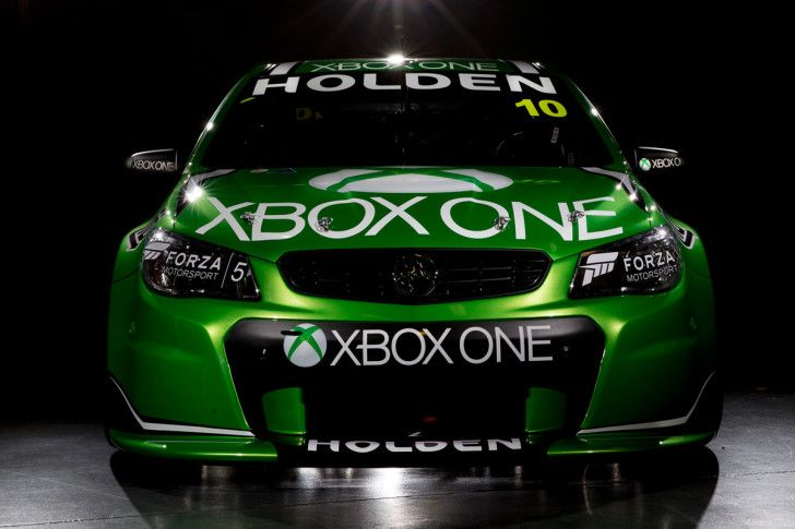Back In September We Already Brought You An Article About The Xbox One Racing Team That Participated In The Supercheap Aut Forza Motorsport Xbox One Super Cars
