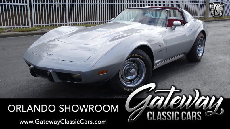 1977 Chevrolet Corvette 1598 Ord Corvette Chevy Corvette For Sale Used Corvette