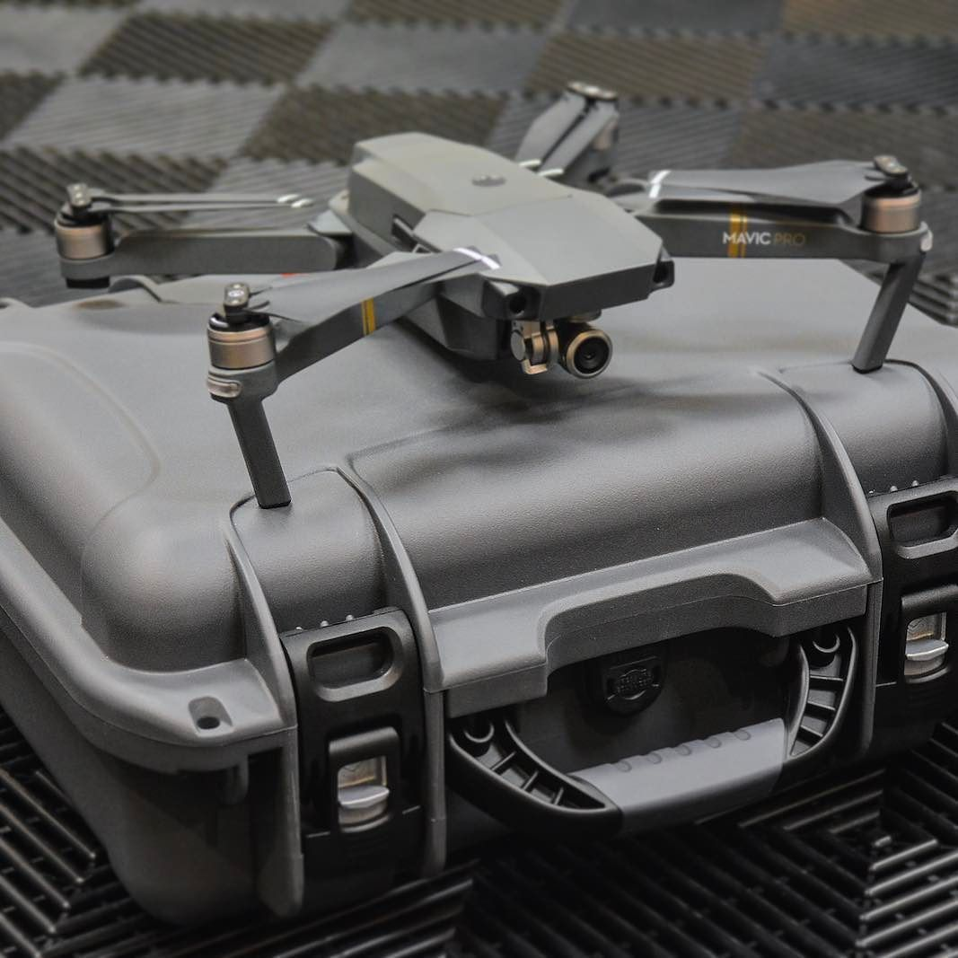 Nanuk 940 Padded Divider Insert For Case The Dji Mavic Had Landed On A 920 Hard Thanks To