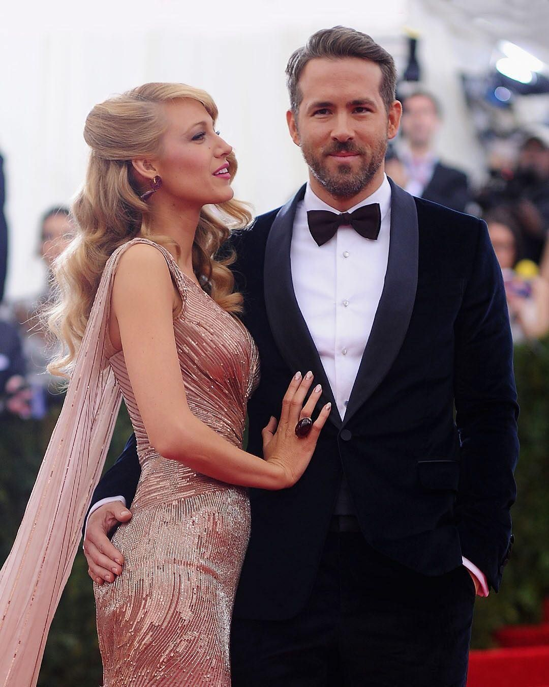 Pin by Ahmed Badwy on Love Blake lively, Met gala