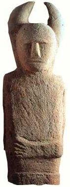 Celto Germanic Early Deity La Tene Holzgerlingen 5th To 4th Century Bce Mythologie Celtique Age Du Fer Art Celte