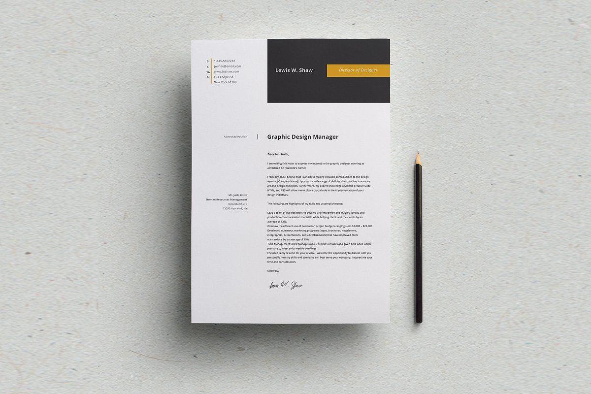 Delta Resume Template