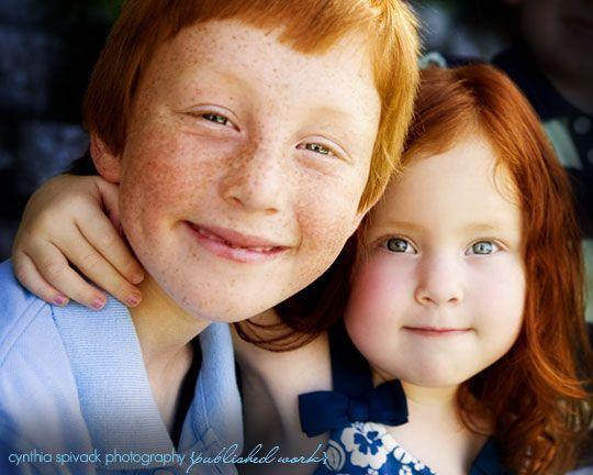 Cynthia Spivack Photography | The Blog: Little Redheads Across America